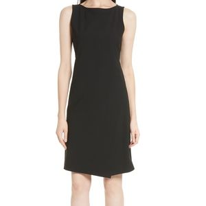 Theory Risbana Good Wool A-Line Dress 630